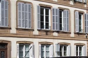 Fensterladenantrieb