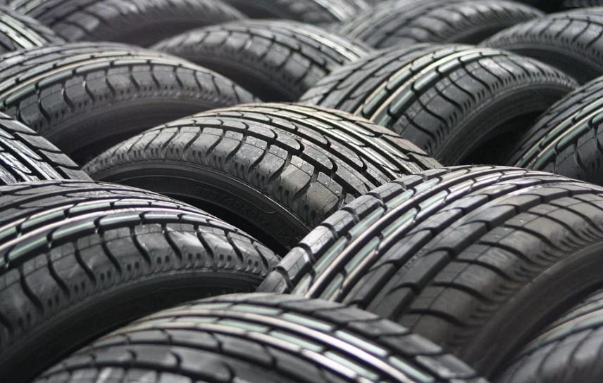 Sortierte Reifen